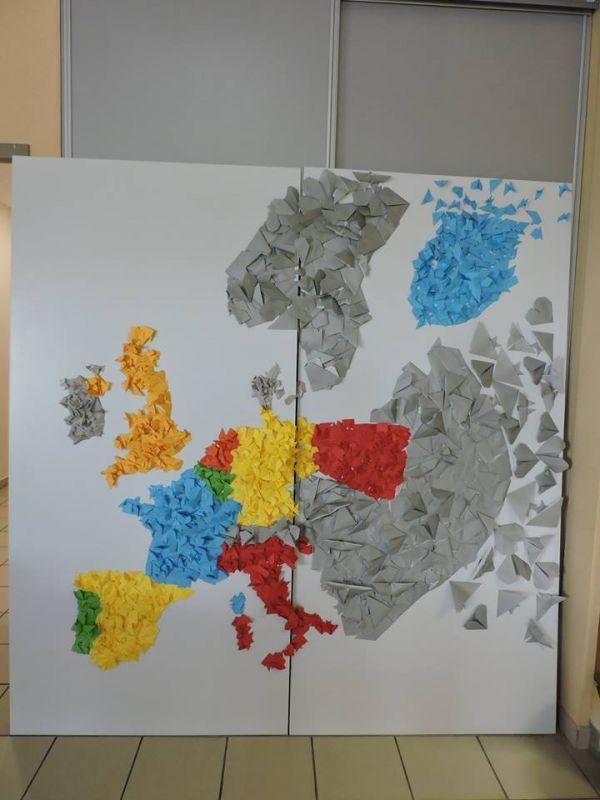 Team building Fresque Origami avec m[ART]melade - mARTmelade - photo#22